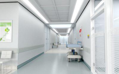 Bodenbelag Sanierung in Arztpraxen